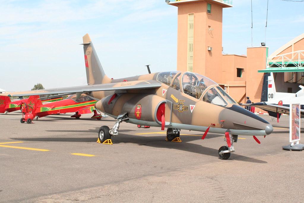 Photos des FRA à l'AeroExpo 2012 / RMAF in the Marrakech AirShow 2012 7058184833_86afc045a7_b