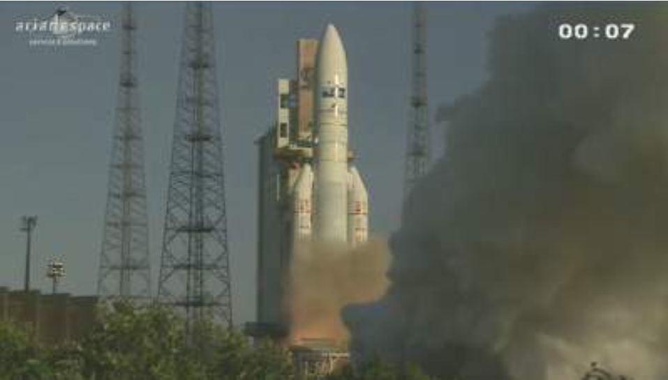 Lancement Ariane 5 ECA VA208 / INTELSAT 20 & HYLAS 2  (02.08.2012) - Page 2 7700299494_6fd919302b_b