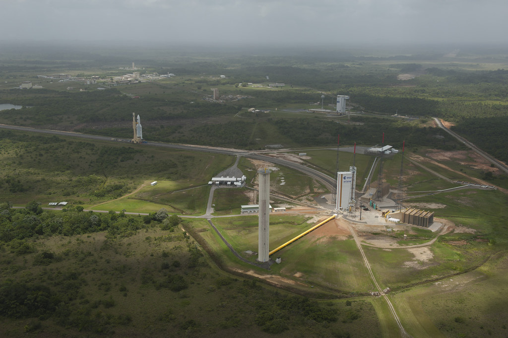 Ariane 5 V205 [ATV-3]: Lancement 7003401201_d4c1f6a1a5_b