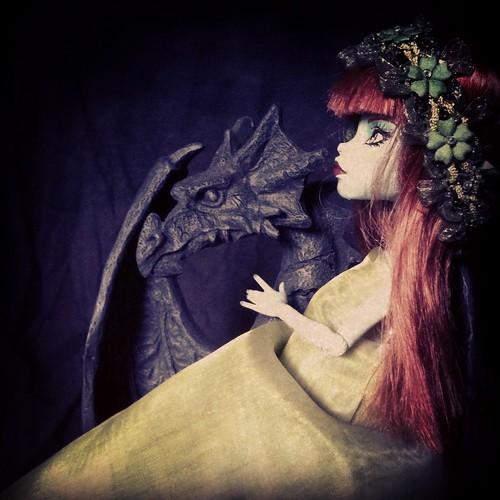 Mes Monstres<3 [MH repaint]!!NEW:Morgiane et le Dragon p4!! - Page 4 7443409616_138575513b