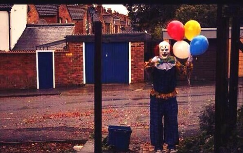 The Northampton Clown 9741272808_ae8789f5ce
