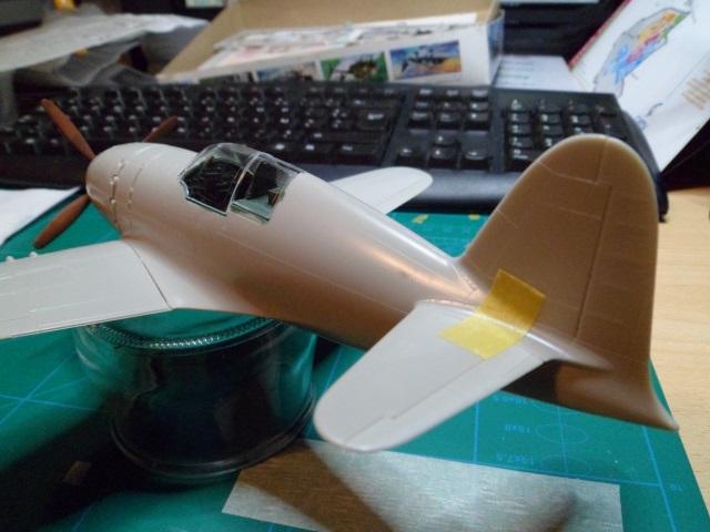 Pas-à-pas : Mitsubishi J2M3 modele 21 Raiden Jack [Tamiya 1/48] 11786719843_19dd5696e1_o