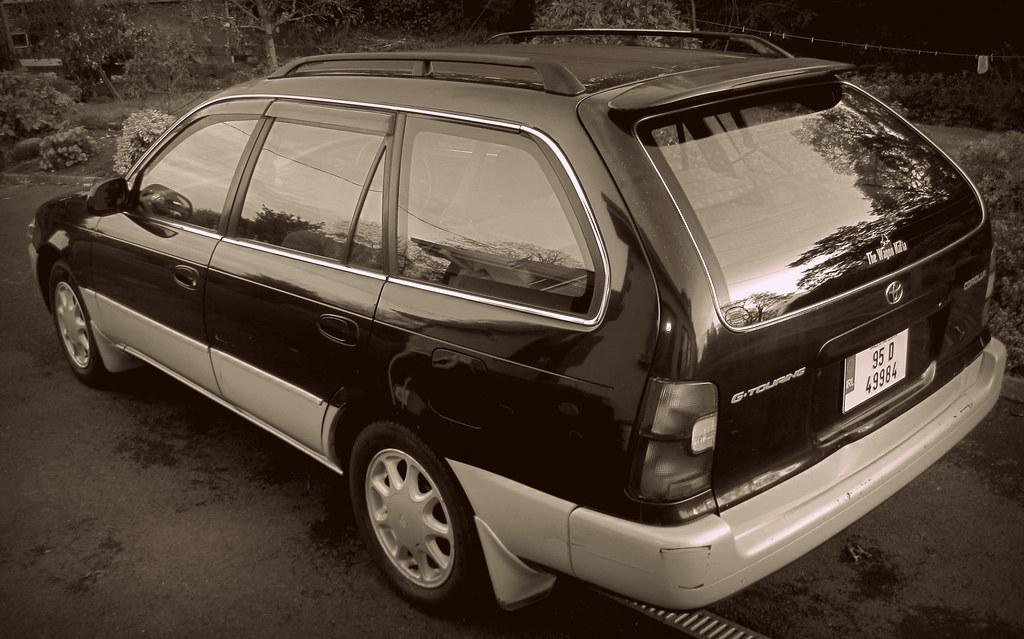 '95 G-Touring Wagon - The Torpedo 10613641543_49a74370b0_b