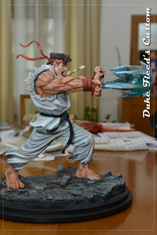 1/6 Ryu kit Street Fighter 12160885865_92f26b65be_c
