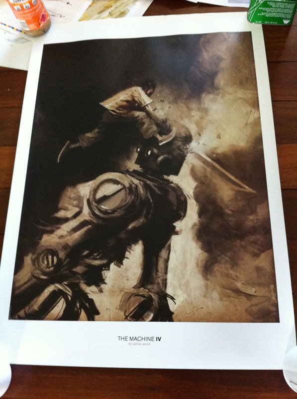 Ashley Wood Prints 12156864326_ef2cdf7866_c