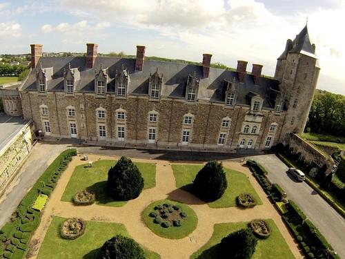 session KAP au chateau de La Groulais à Blain 8724642632_e8c9182507