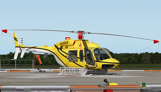DreamFoil Creations - Bell 407 13220701234_a60b3382b5_z