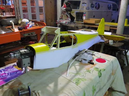 Repaginação de um Piper J-3 para um Neiva P56 C Paulistinha  9477387237_a0661c9674