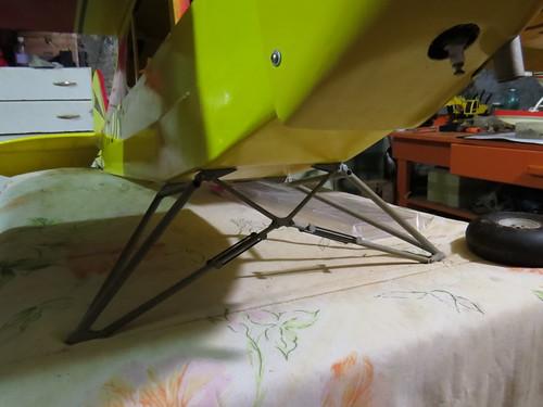Repaginação de um Piper J-3 para um Neiva P56 C Paulistinha  9477152369_0d8286e151