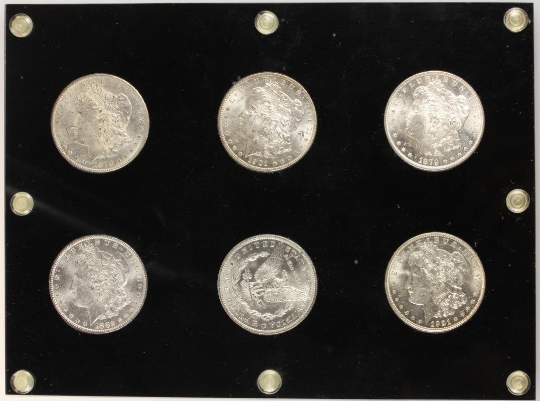 dolar Morgan - Colección de Dolares Morgan - Todas las cecas 10743489223_0af334015d_o