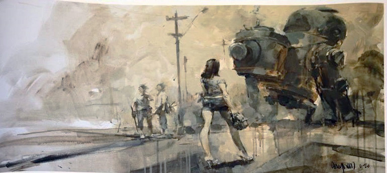 Ashley Wood Prints 11461312956_43308523c1_b
