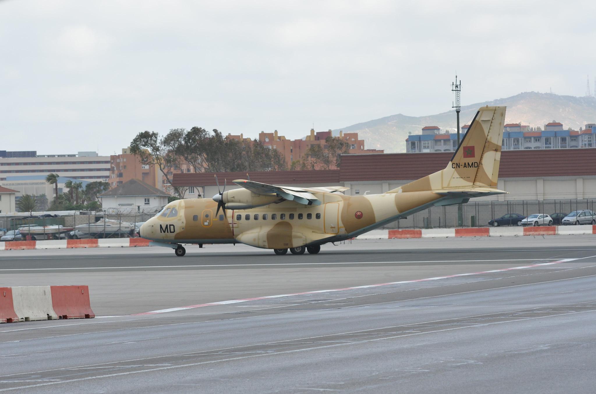 طائرات النقل العاملة بالقوات المسلحة المغربية 13060104033_1598f6eeb8_k