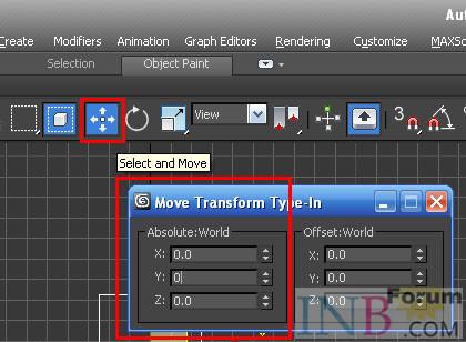 Уроки Unity 3D Game Приступая к работе Сцена Max2012 11997332544_7e0d33d245_o