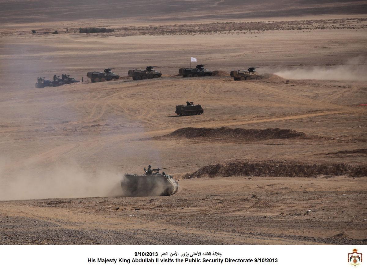 Armée Jordanienne/Jordanian Armed Forces - Page 13 10171690203_45fe781cb4_o