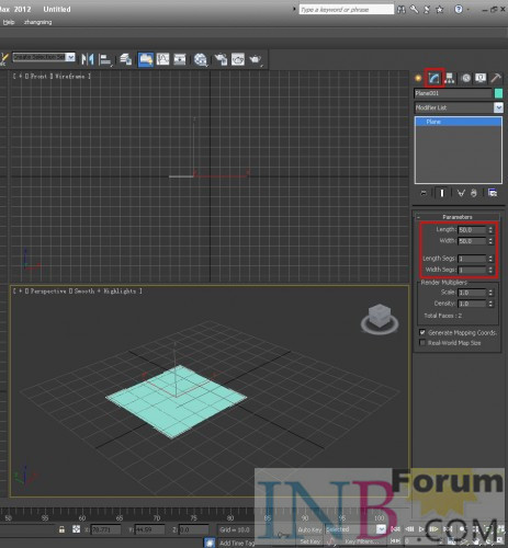 Уроки Unity 3D Game Приступая к работе Сцена Max2012 11997244163_b5772b845d_o