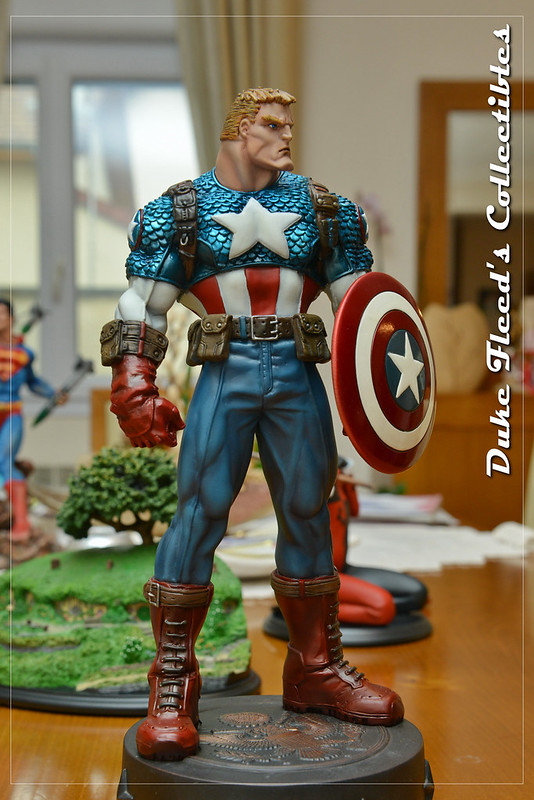 Bowen ultimate captain america change o head version  12017002265_91a55f8aaf_c