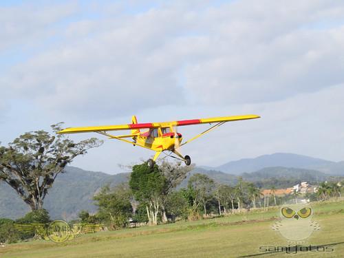 Repaginação de um Piper J-3 para um Neiva P56 C Paulistinha  9544001097_1078d796fb