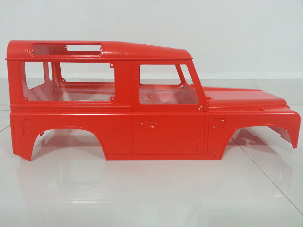 rover - Babyboy's 2nd Land Rover Defender D90 10917958976_bde822f5eb_b