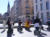 Visites, balades et randonnées en ville
