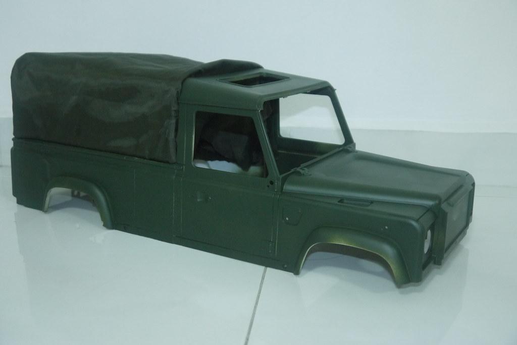 land - BabyBoy's Land Rover D110 V2 9450282699_9e3ecd0f8f_b