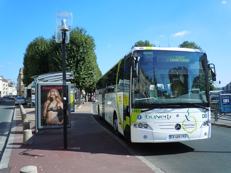 Photos des Courriers Normands et Bus Verts - Page 3 9922309705_96186178b2_c