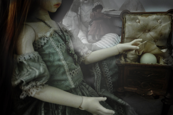Lucrèce (DT Déogi) : l'ange (suite du volet 2) p2 9579210105_31ec10b6d3_o