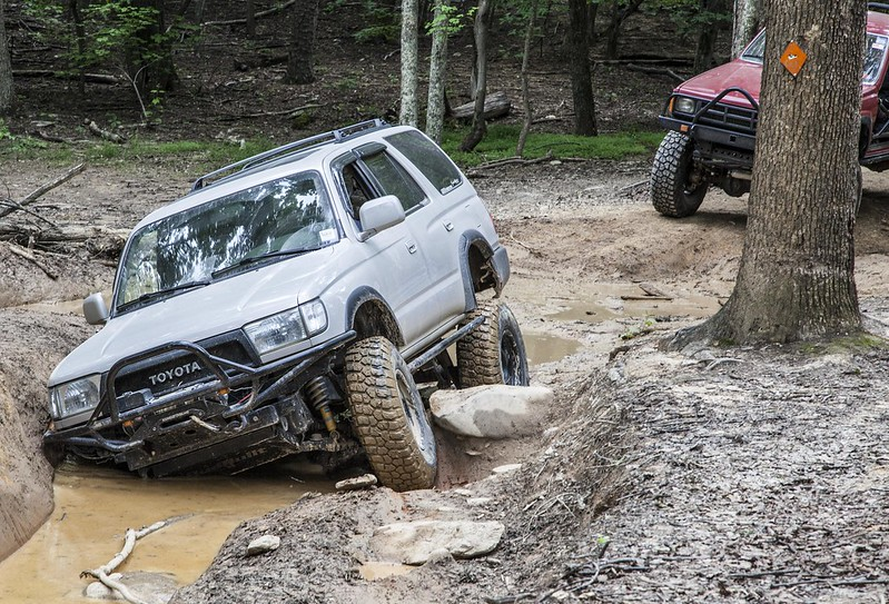 Uwharrie Memorial Day weekend? - Page 6 8865642777_0e2dff78f0_c