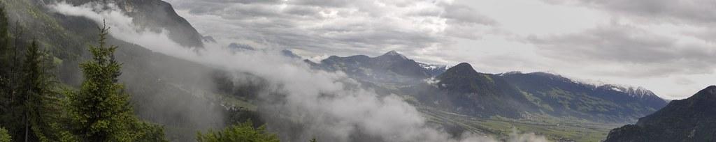Some Alpine Panorama's - Alps 2013 8989156927_07a4637408_b
