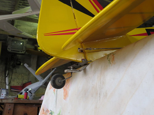 Repaginação de um Piper J-3 para um Neiva P56 C Paulistinha  9477782137_ced0fe20d0