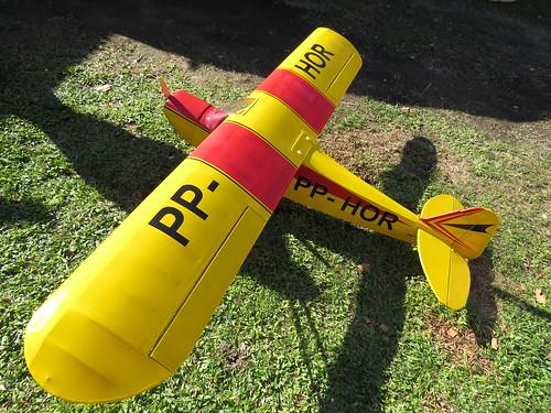 Repaginação de um Piper J-3 para um Neiva P56 C Paulistinha  9486502923_440e093a55