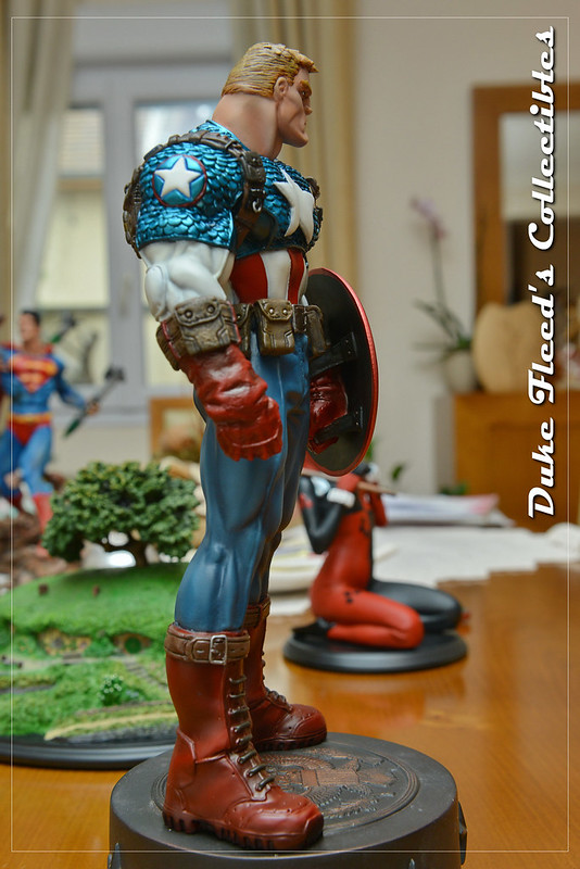 Bowen ultimate captain america change o head version  12017824556_ddb5508bb4_c