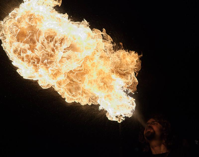 Photos cracheurs de feu - 10ème anniversaire le 25 janvier 2014 12151019206_cec26766fa_c