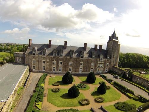 session KAP au chateau de La Groulais à Blain 8724637030_35d88ee766