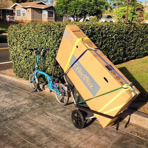 Chariot Travoy de chez Burley - Page 2 9754617083_601430cf91