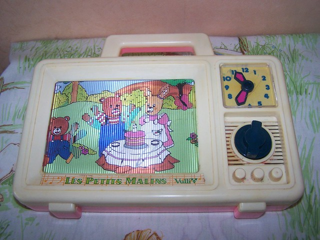 Petits Malins (les) et l'ours Gabby (Bandaï) 1986 - 1987 10377908633_3716c7b212_z