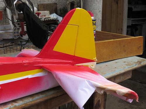 Repaginação de um Piper J-3 para um Neiva P56 C Paulistinha  9477253103_955b07a403