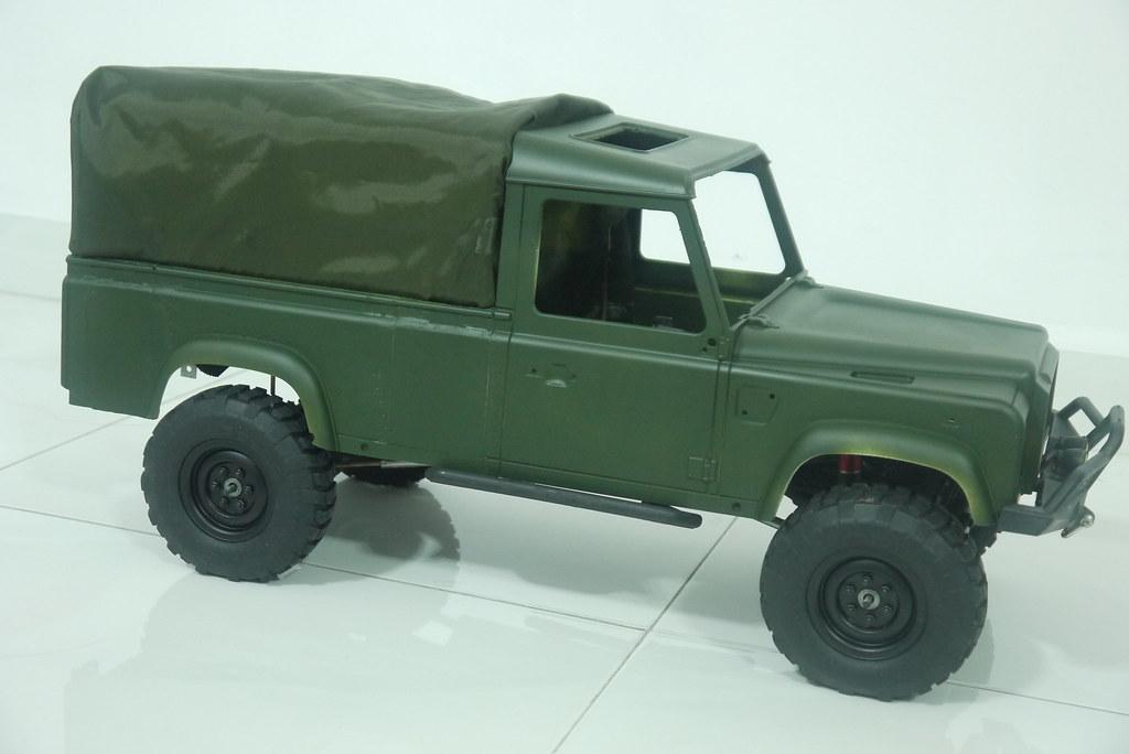 land - BabyBoy's Land Rover D110 V2 9450282331_8b06095a1a_b
