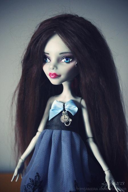 La Monster High custom de Lylyesp 11518301756_07c9b1464d_o