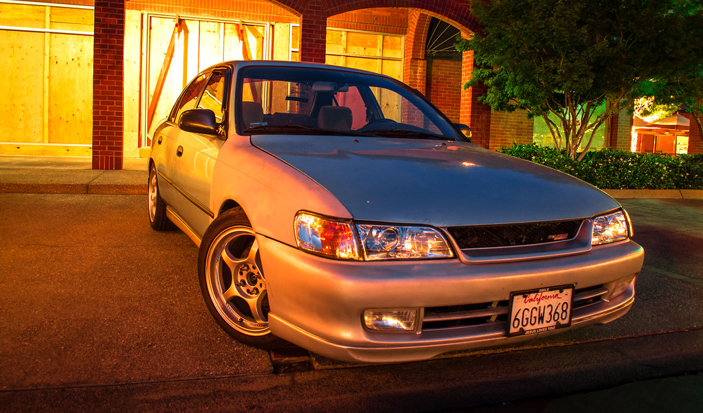 KennyDang91's Corolla 95 (Warning: Tons of pics on page 1) - Page 13 8837440860_65d176882e_b