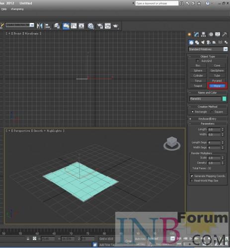 Уроки Unity 3D Game Приступая к работе Сцена Max2012 11997310074_2235361b3e_o