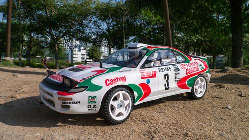 [PHOTOS] Tamiya TA02 Castrol Toyota Celica GT-Four 13987381340_560850c9e6