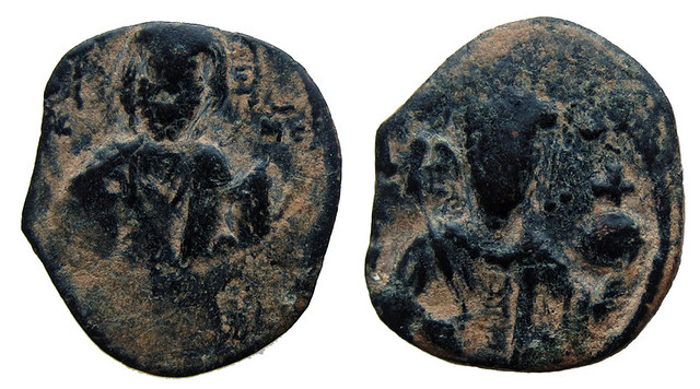 Byzantine Coins 2014 12175056116_0b9336807b_z