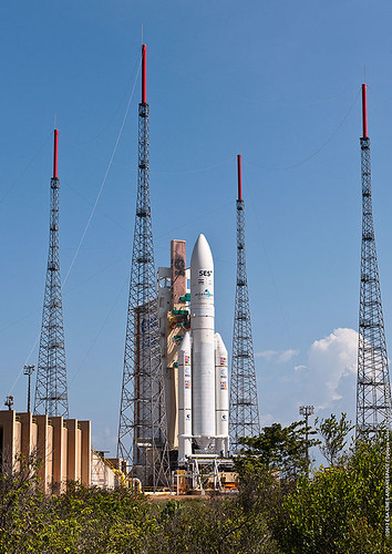 Lancement Ariane 5 ECA VA209 / Astra 2F + GSat 10 -28 septembre 2012 - Page 2 8032183213_62267f5b71