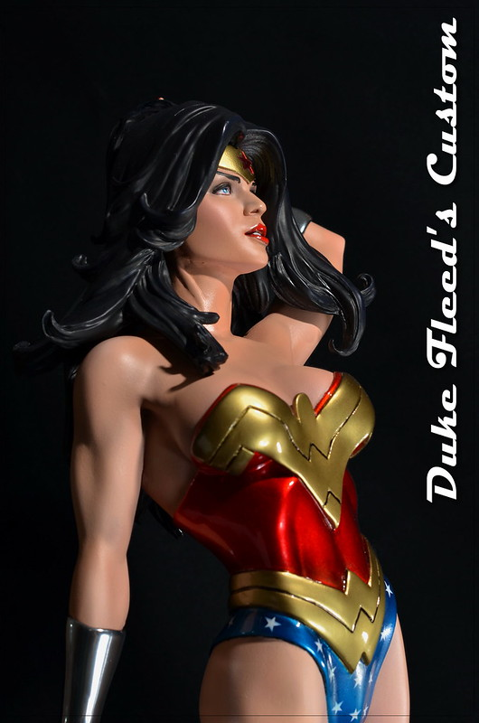 Wonder woman from Sideshow comiquette vers.2 7685883822_b5e4fe02f2_c