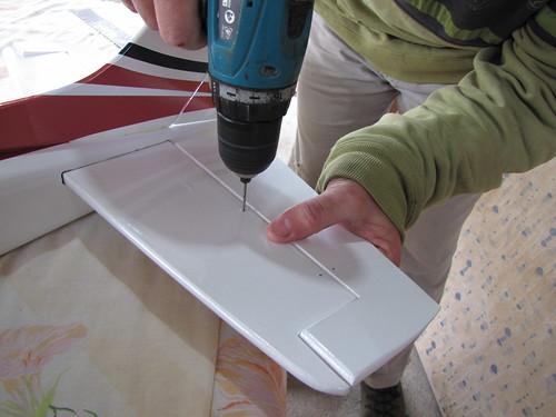Montagem do Cesna 40 The World Models 7592046450_b4b928d185