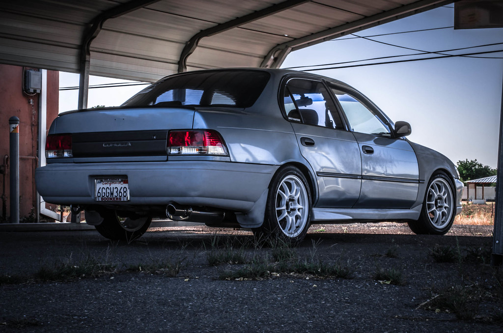 KennyDang91's Corolla 95 (Warning: Tons of pics on page 1) 7185444817_c5f1f562d6_b