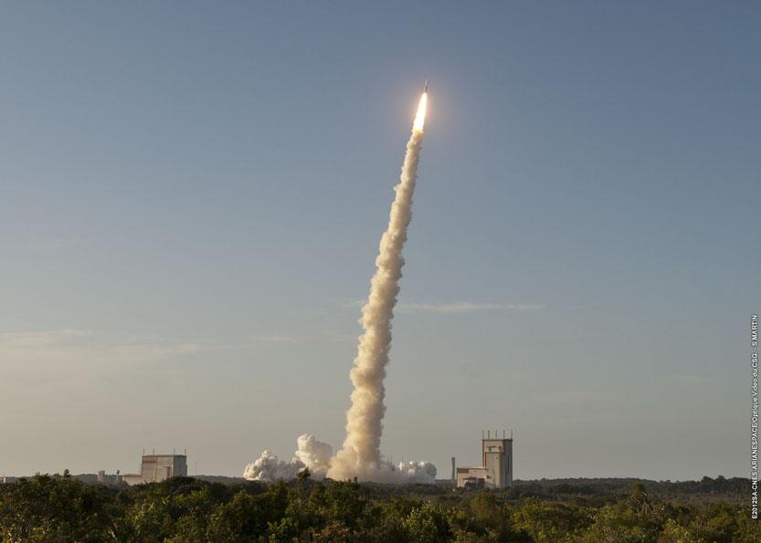 Lancement Ariane 5 ECA VA208 / INTELSAT 20 & HYLAS 2  (02.08.2012) - Page 3 7700317952_812a74c809_o