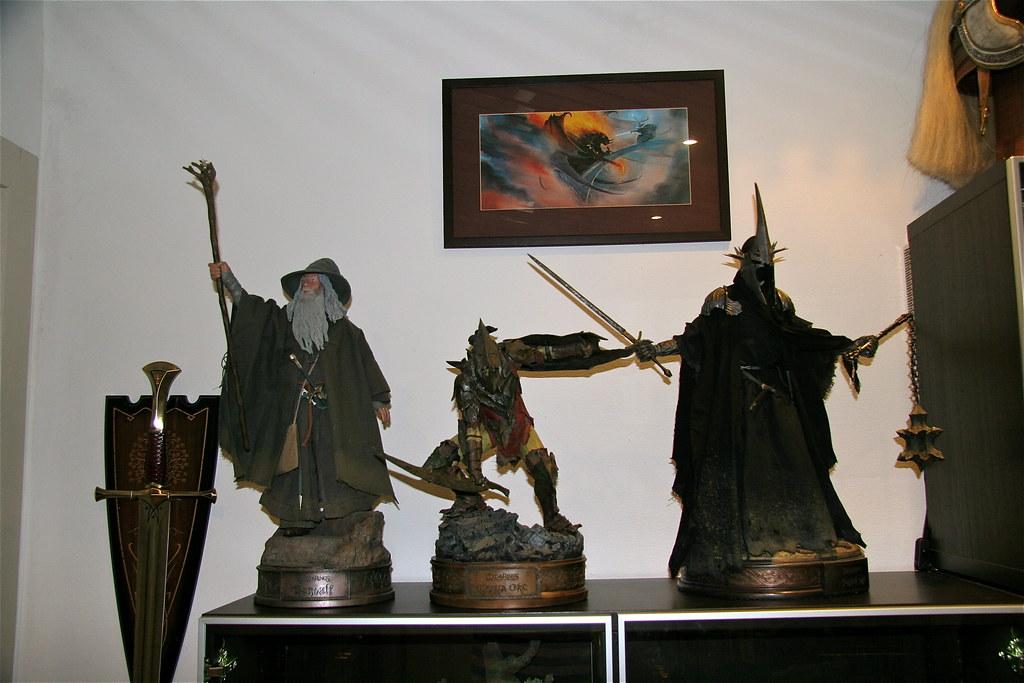 [Coleção] Lord Of The Rings  7340638976_cfc7ae3c2a_b