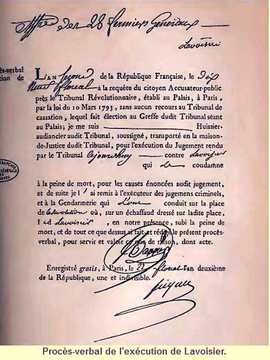 Antoine Lavoisier - chimiste - 1794 7279341774_e453d82aa7_z