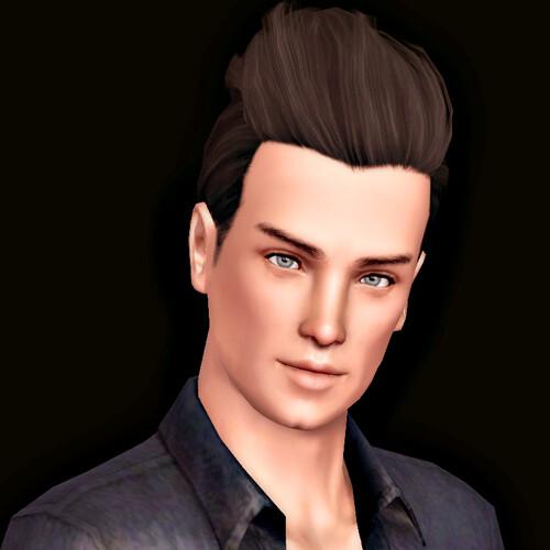 Portrait (Johan)